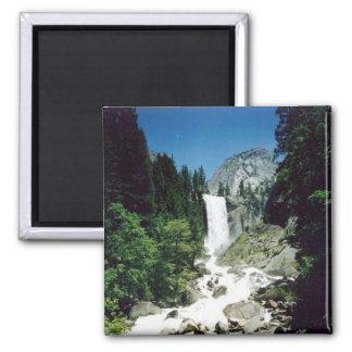 View of Vernal Falls Magnet