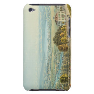 View of Zurich, c.1840 (w/c) iPod Case-Mate Case