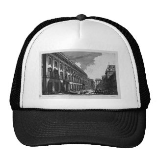 View on Mount Quirinal Palace of the most ... Trucker Hat