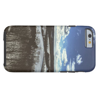 View over the Valley-Phone case