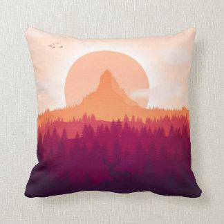"""View Polyester Throw Pillow, Throw Pillow 16""""x16"""""""