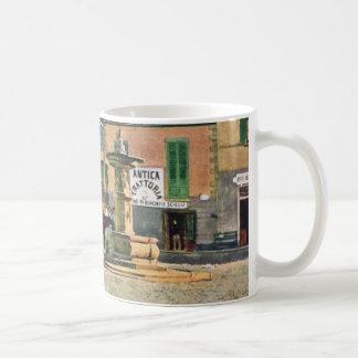 """View The Piazzetta """"Of Settignano"""" By Signorini Te Coffee Mug"""