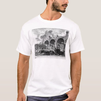 View the remains of Nero`s Golden House Tablino T-Shirt