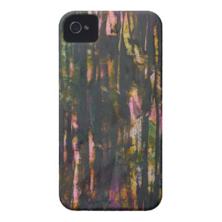 View through the dark forest iPhone 4 Case-Mate case