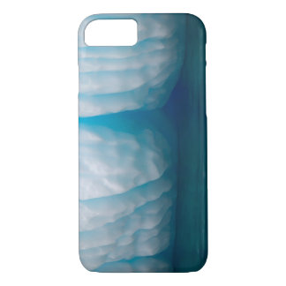 Viewing icebergs in blue in the Errera Channel iPhone 7 Case