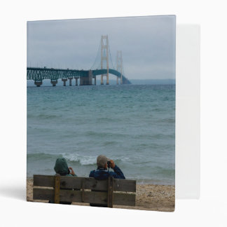 Viewing Mackinac Bridge Binder