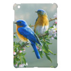 viewing-paintings-flowers-birds-animals-desktop-l- case for the iPad mini