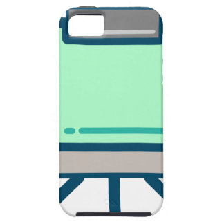 Viewing Screen iPhone 5 Case