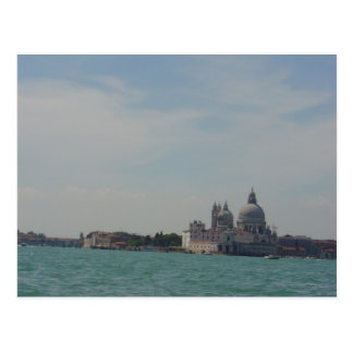 Views from Grand Canale, Venice Postcard