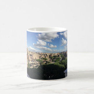 Views from Rome Coffee Mug