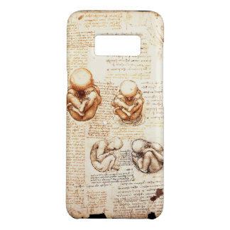 Views of a Fetus in the Womb,Ob-Gyn Medical Case-Mate Samsung Galaxy S8 Case