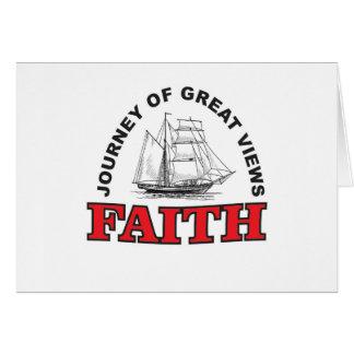 views of faith card