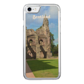 Views of Holyrood Abbey Carved iPhone 8/7 Case