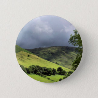 VIEWS OF WALES 2 INCH ROUND BUTTON
