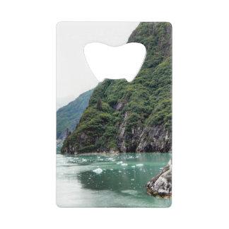 Views Through a Fjord Bottle Opener Wallet Bottle Opener