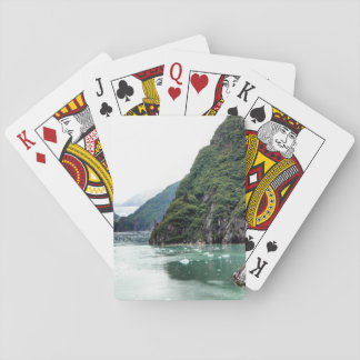 Views Through a Fjord Playing Cards