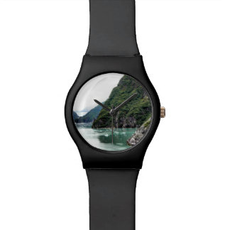 Views Through a Fjord Watch