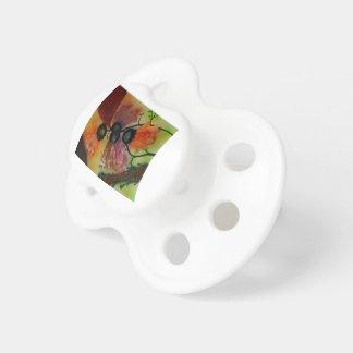 Vifteformede blomster pacifier