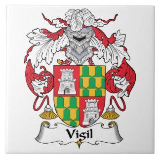 Vigil Family Crest Tile