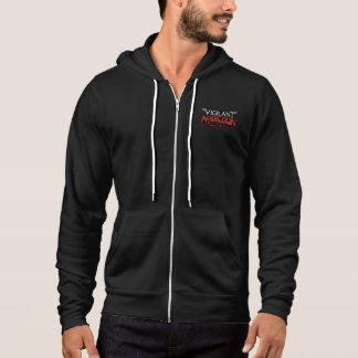 Vigilant Addiction Hoodie w/ Zipper