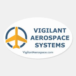 Vigilant Aerospace Stickers