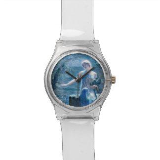 Vigilant Valkyrie in Blue Watch