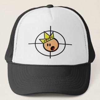 VIGILANTE TRUCKER HAT