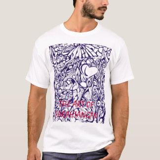 vignet 313, THE ART OF PARAHIANGAN T-Shirt