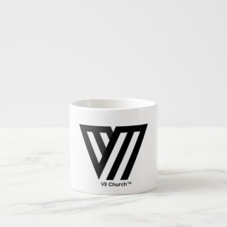VII Church Espresso Mug