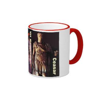 VII ROMANUS RINGER COFFEE MUG