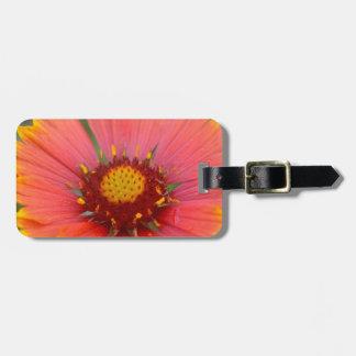 Viibrant Flora Luggage Tag