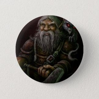 Viking 2 Inch Round Button