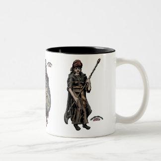 Viking age Two-Tone mug