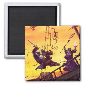 Viking Attack Magnet