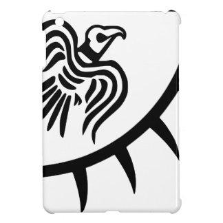 Viking Black Raven Banner iPad Mini Covers