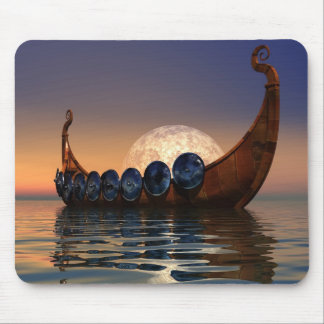 VIKING BOAT 2 MOUSEPAD