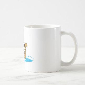 Viking Boy Basic White Mug