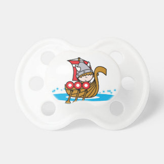 Viking Boy Pacifier