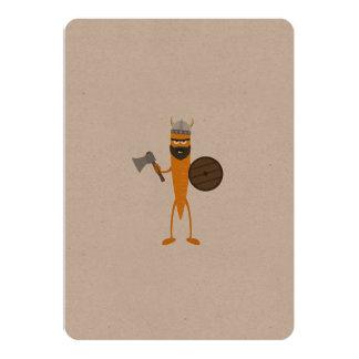 Viking carrot card