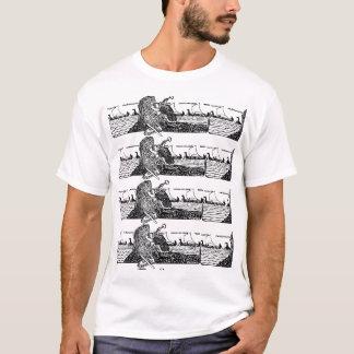 Viking Carving Runes T-Shirt