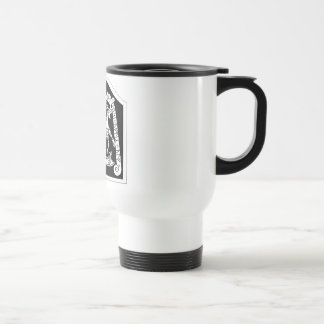 Viking Celtic Horse Travel Mug