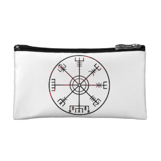 viking compass s6 poster cosmetic bags