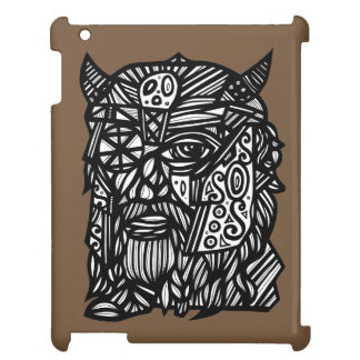 """Viking Concentration"" iPad Case"