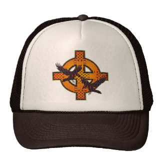 Viking Cross Hat