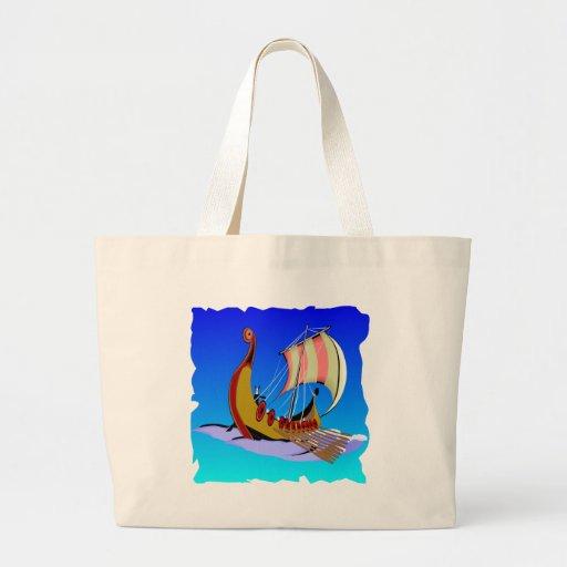 Viking Galley Ship   #002 Bag