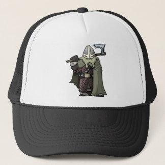 Viking Graphic Trucker Hat