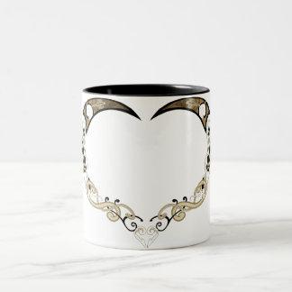 Viking Heart Mug