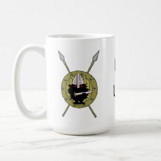 Viking Hedgehogs!! Coffee Mug