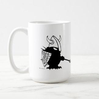 Viking Hedgehogs Mug