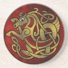 Viking Horse Drinking Coasters